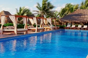 Honeymoon at El Dorado Seaside Suites By Karisma