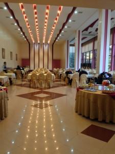 Soviet Style Dining Room