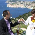 Dubrovnik Wedding Toast