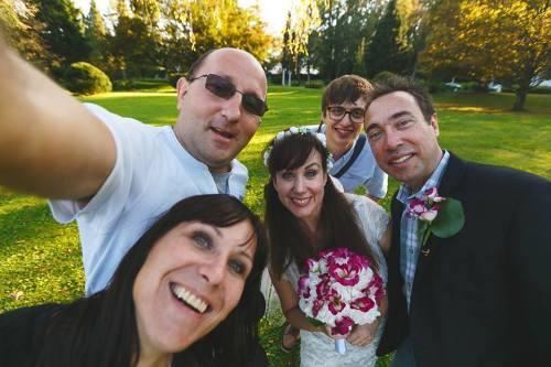 Bled Wedding Gang