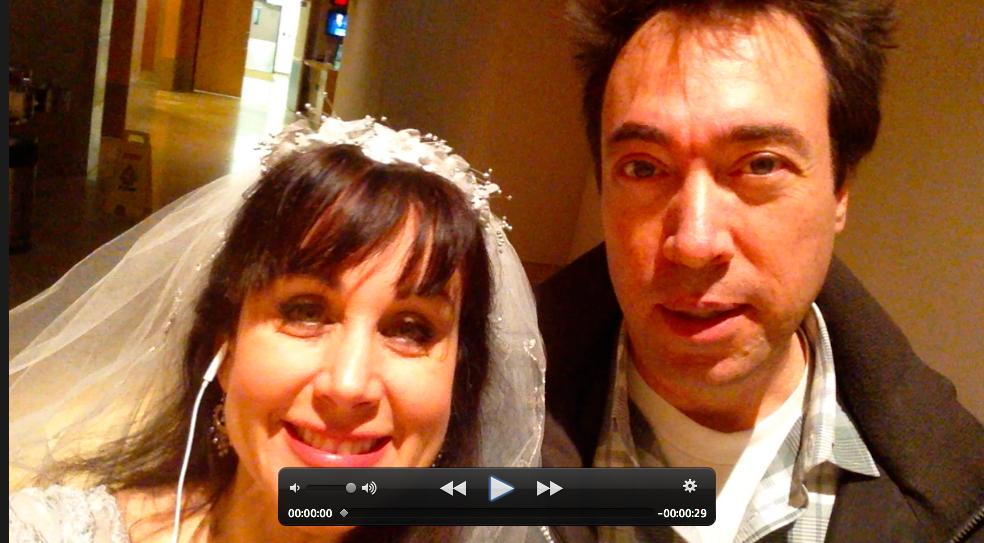 Making Wedding News in Arizona