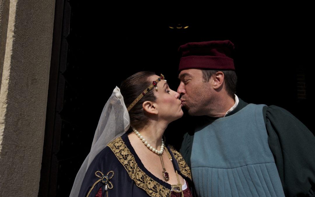 11 weddings around the world, and 1 Knighthood!