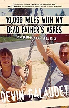 10,000 Miles With My Dead Father's Ashes book
